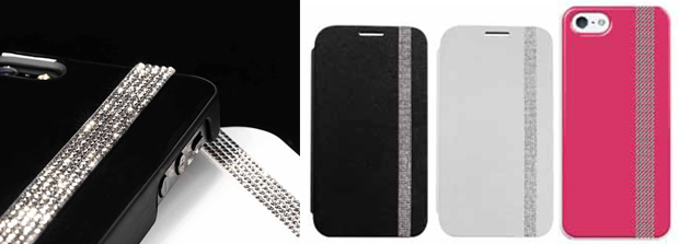 coque iphone 5 swarovski