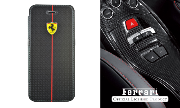 accessoires iphone 6 ferrari smartaddict. Black Bedroom Furniture Sets. Home Design Ideas