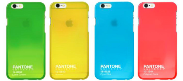 coque iphone 6 pantone