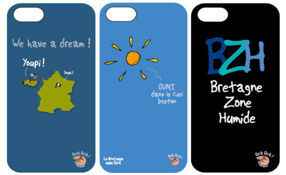coque iphone 4 bretagne
