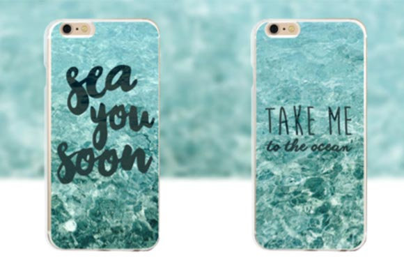 Coques iPhone message