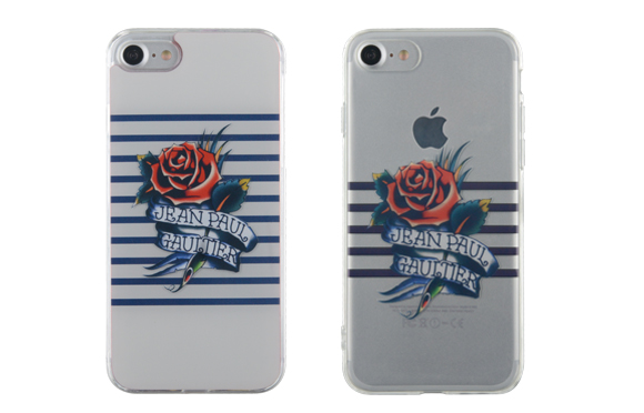 Coques pour iPhone de la collection Tattoo de Jean Paul Gaultier