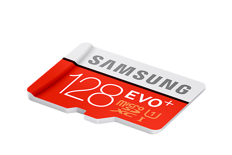 La carte Micro SD EVO PLUS