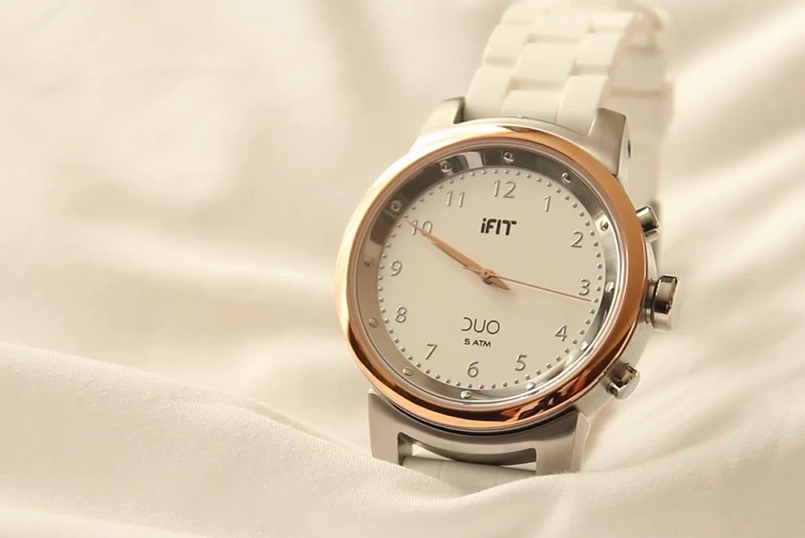 Montre connectée iFit Duo
