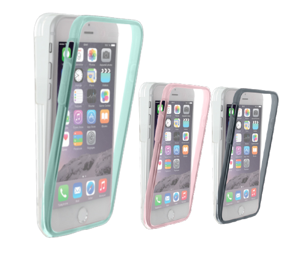 double coque iphone 8 transparente