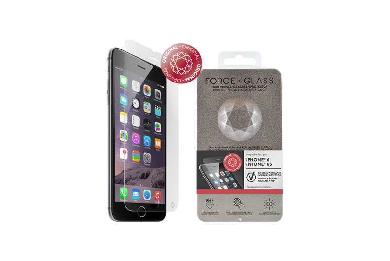 protege ecran force glass iphone 8