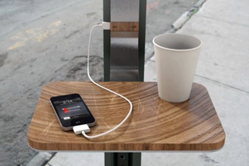 Recharger son smartphone