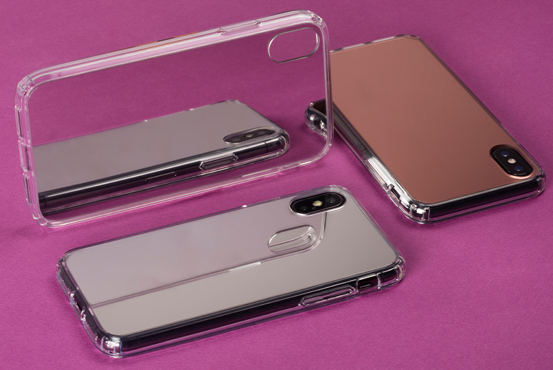 Coque miroir iPhone